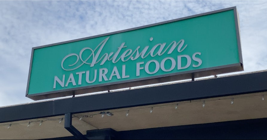 Head to Artesian when you're in need of a health kick