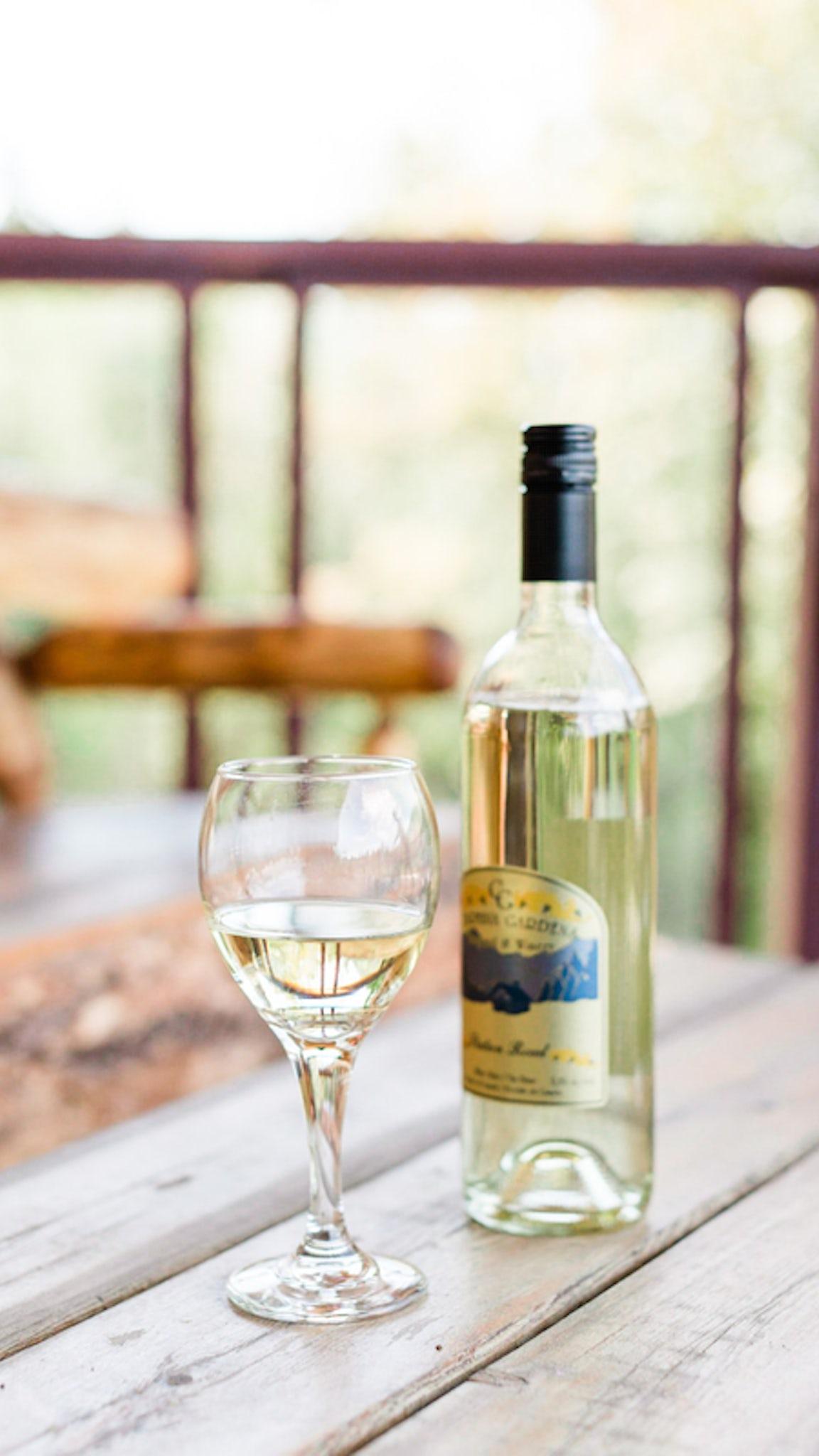 Columbia Garden Winery & Vineyard in Trail, BC